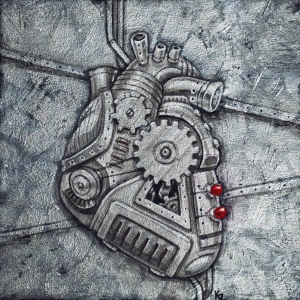 steel heart by beffana